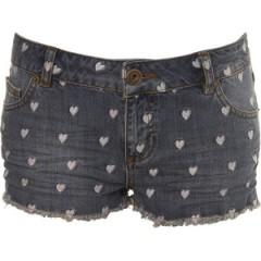 переделка джинсов в шорты
