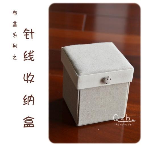 коробочка для рукоделия