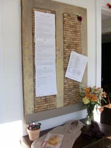 Декор интерьера из пробок cork  interior dekoration design