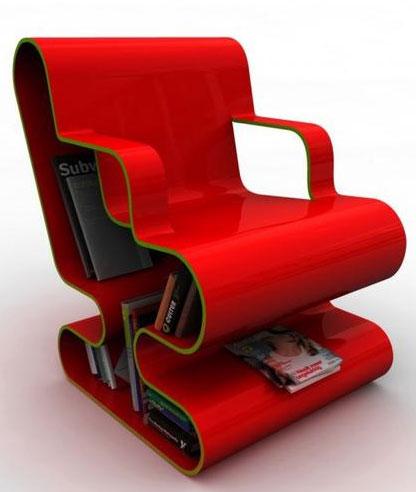 кресло-полка