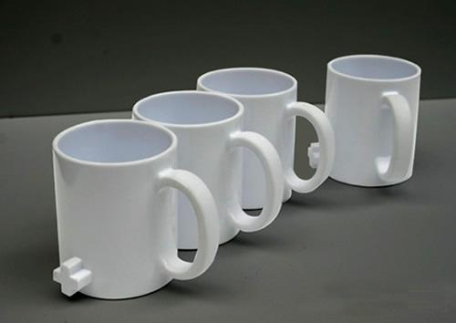 Кружки с соединением, link mug (илл.)