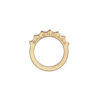 Кольцо Balenciaga,золото